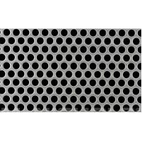 Hot Dipped Low Carbon Steel Wire Galvanized Round Perforated Metal Sheet 28