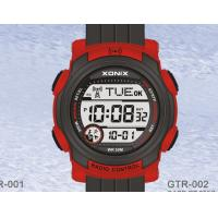 Quality Waterproof Mens Radio Controlle Watches / Digital Remote Control Watch for sale