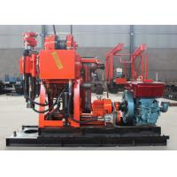 Easy Operate Portable Core Drill Rig 100m - 200m Drilling Depth ISO 9001 Approved