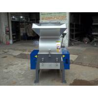 Customizable crusher for waste plastic pp pe hdpe