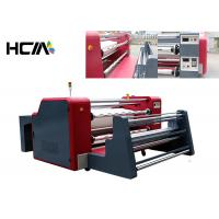 Quality Calender Roller Drum Dye Sublimation Heat Printing Machine For Bedding for sale