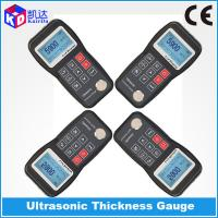 Quality factory metal ultrasonic thickness gauge for sale