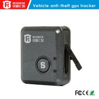 Quality mini gps tracker RF-V8S with Noise sense alert,Ask for help in silence(sos button) for sale
