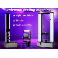 Quality WDW-10 10KN desktop two columns computerized Electronic Universal ultimate Testing Machine for sale