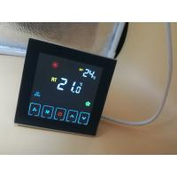 Buy cheap High Accuracy Digital Room Thermostat With Colorful Display For Central Air from wholesalers