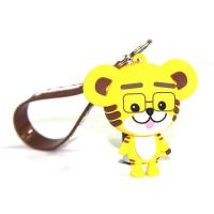 Quality Custom PVC Figure Keychain Movie Disney Small Figures Keyring Mini Pendant Christmas Halloween Birthday Gifts for sale