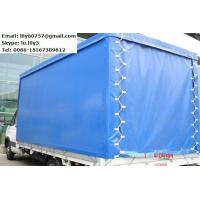 Quality tarpaulin for trailer waterproof poly tarp tent/truck cover pvc tarpaulin for truck tarps for sale