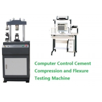 Quality Composites Cement Compression And 300kN Flexural Strength Machine for sale