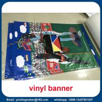 15 oz Backlit Hanging Vinyl Banners with Grommets