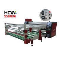 Quality Automatic Roll to Roll Heat Printing Machine / t Shirt Heat Transfer Machine for sale