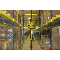 Quality 10 - 24m Height Warehouse ASRS Systems Stacker Crane Max 5T Capacity for sale