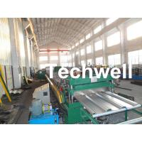 Quality Steel Structure Floor Deck Roll Forming Machine for Making Metal Structure Floor Decking Panel for sale