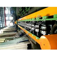 Quality Single Side Adjustable Door Frame Roll Forming Machine For 1.2 - 2.5mm Thickness for sale