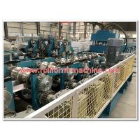 Quality Heavy Duty Galvanised Steel Guardrail Sheet Cold Rollforming Production Line for sale