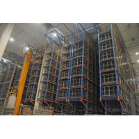 Quality Customized Industrial Storage Racking Systems High Density For Warehouse for sale