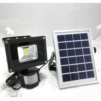 Buy cheap 5W Rechargeable LED Flood Light with Solar Panle from wholesalers