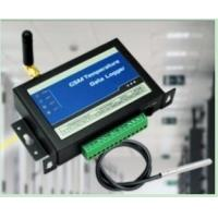 Quality CWT5008 gsm remote temperature monitoring gsm alarm system with free call for sale