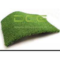 Quality Curly High Density Golf Artificial Grass Excellent Abrasion Resistance for sale