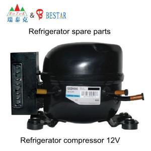 Quality R134A refrigerator compressor 12v 24v for sale
