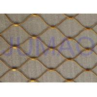 Quality Flex Architectural Metal Screen , Customized Architectural Wire Mesh Panels for sale