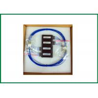 Quality 1x3 MM Customized Multimode Fiber Coupler With OM1 62.5/125 Type Cable , FBT Coupler for sale