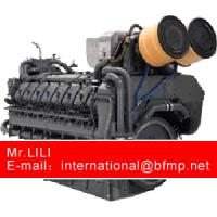 Best Low price to sale brand new MAN 9L32/40 motor,power 4500kw,the machine in the production line wholesale