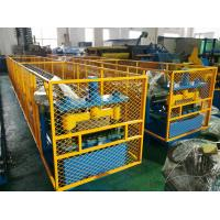 Quality Galvanized Steel Trapezoidal Wall Panel Sheet Roll Forming Machine for sale