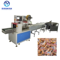 Quality 200bags/min 2.6KW SUS304 pouch packaging machine For Chololate Waffer for sale