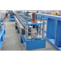 Quality Rolling shutter strip making machine with PLC Control System, With Hydraulic Cutting System for sale