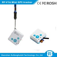 China Global smallest gps tracking device kids tracker nigeria cell phone numbers tracker rf-v16 on sale