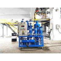 Quality Vacuum Transformer Oil Cleaning Rig, Mineral Dielectric Oil Dehydration System, waste oil management machine, disposal for sale
