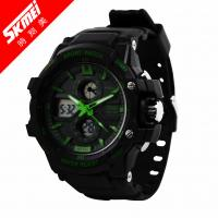 Quality Sports Outdoor Analog Digital Wrist Watch S-shock Style For Couple for sale