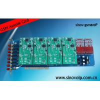 Best SinoV-GSM800 8 GSM GOIP asterisk card wholesale