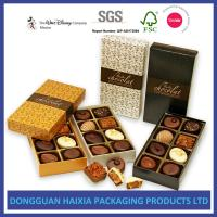 China Biodegradable Packaging Cardboard Gift Boxes Elegant Design ISO Compliant on sale