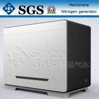 Quality High Efficiency Nitrogen Gas Generator for Food And Beverage Industries for sale