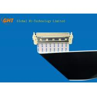 Best Foldable 30 Pin LVDS Cable 1.0mm Pitch FFC Flexible Flat Cable High Precision wholesale