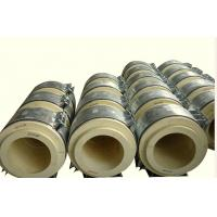 Quality PUR pipe support insulation, High density PUR block, for sale