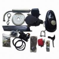 Quality Bicycle Engine Kit in Black with 38km/Hour Speed Limitation, 2 Strokes and 66cc Displacement for sale
