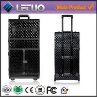 Best LT-MCT0023 China new bag aluminum beauty cosmetic makeup case professional makeup trolley wholesale