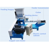 Buy cheap Pet Dog Floating 30kg/H 1000kg/H Fish Feed Extruder from wholesalers