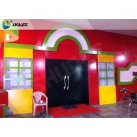 Quality High Performance 7D Movie Theater For Removable Cabin Custom In Attractions for sale