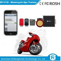 Quality motorcycle anti-theft gps tracker & alarm  built-in sim card track anywhere anytime for sale