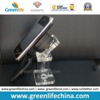 Quality Simple No Alarming Mobile Phone Display Stand W/Recoiler for sale