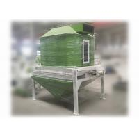 Quality Cooling Counterflow Pellet Cooler  Octagonal Cooling Bin 1.12kw - 2.05kw Power for sale