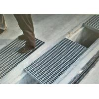 Quality Black Powder Coated Walkway Steel Grate Mesh For  Driveway  Hot Dip Galvanised for sale