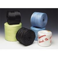 Agriculture PP Packing Baler Twine , Raw White Red Blue hay baling twine