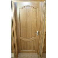 Strong Eco Friendly Solid Core Interior Bamboo Doors Used Interior