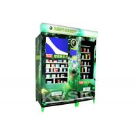 Quality Dual Screens Pharmacy Medicine Auto Vending Machine With Big Capacity And Credit Card Payment Function for sale