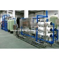 Quality RO/UF Water Purifing Treatment Machine System RO-10, 000L for sale