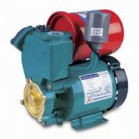 Quality Self-sucking Water Pump with 0.12MPa Air Pressure and IP54 Protection Grade for sale